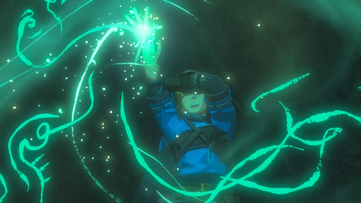 Surprise: ZELDA: BREATH OF THE WILD Is Getting A Sequel