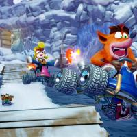 Crash Team Racing Switch patch out now which improves lengthy load times