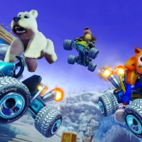 Crash Team Racing: Nintendo Switch Version Is 720p Docked And 480p Handheld