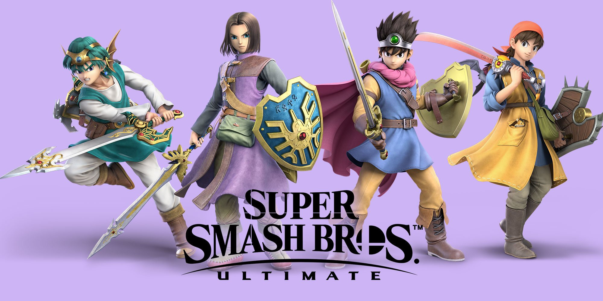 Video: Smash Ultimate Dragon Quest spirits have appeared on