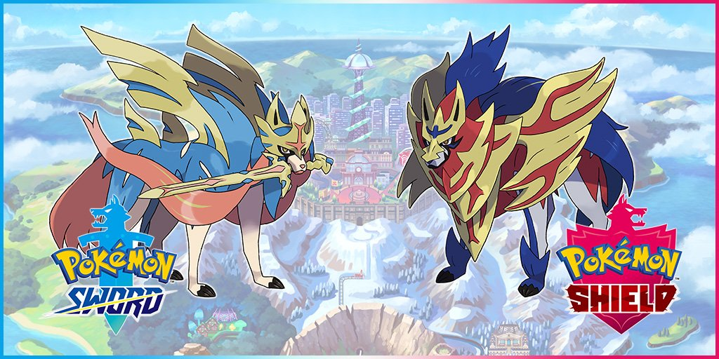 All The Pokemon Sword & Shield Nintendo Direct Information (5th June