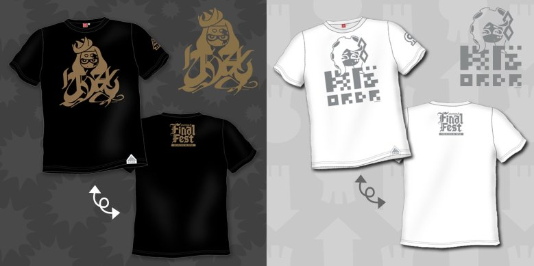 ef82adff19635 Europe: My Nintendo Store will have final Splatfest t-shirts for ...