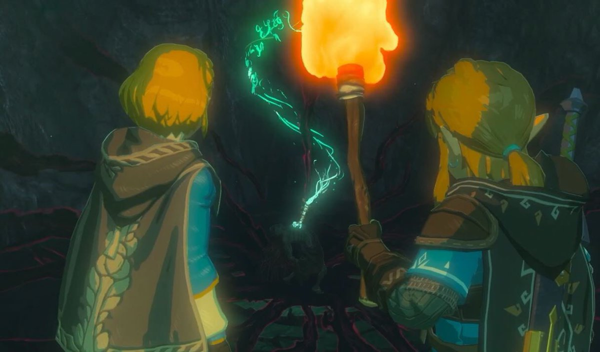 Zelda's Shorter Hair In Breath Of The Wild 2 Might Mean She Is