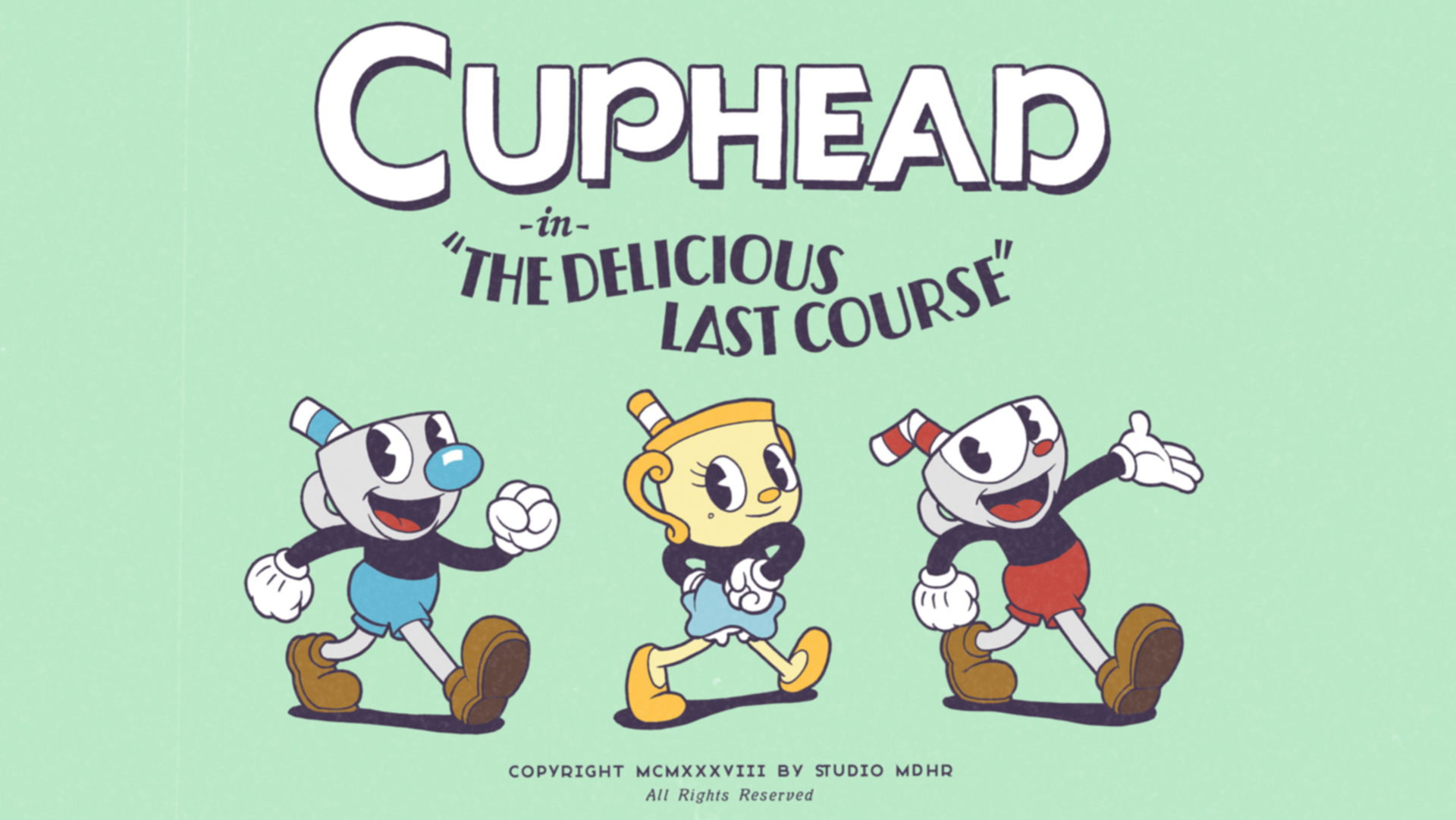 Cuphead The Delicious Last Course DLC is running late