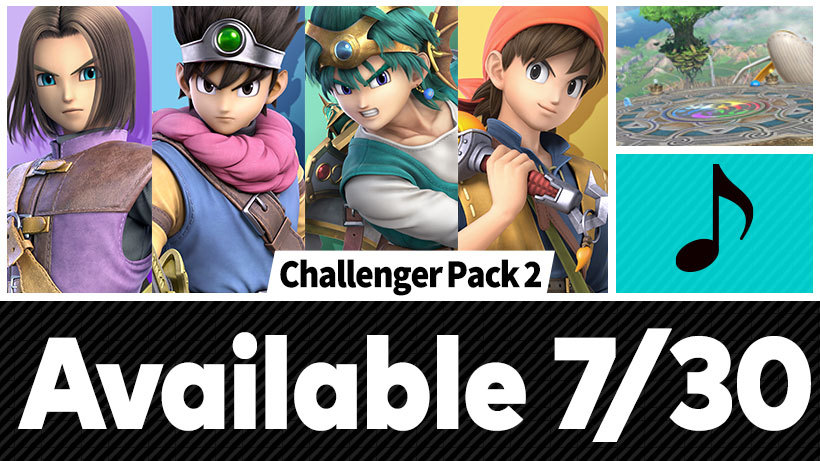 Super Smash Bros Ultimate 4.0.0 Update Patch Notes