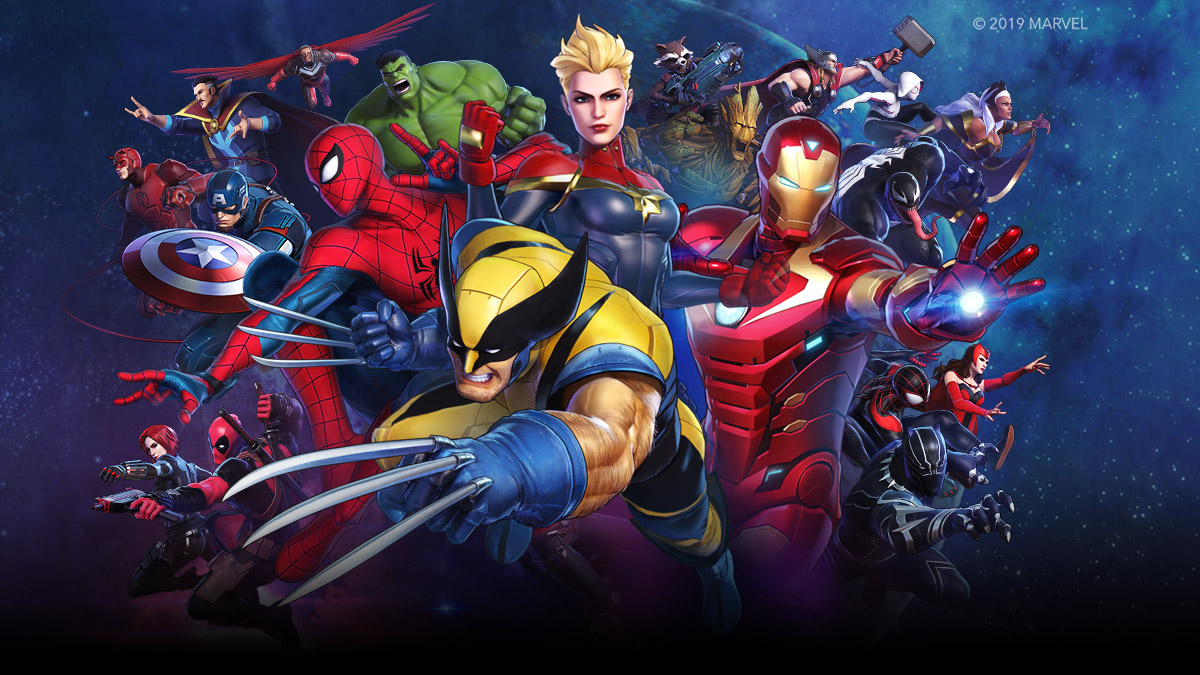 Upcoming Free and Paid DLC for Marvel Ultimate Alliance Detailed