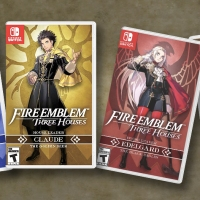 USA: Fire Emblem Three Houses is 2nd best-selling game in series, just behind Awakening