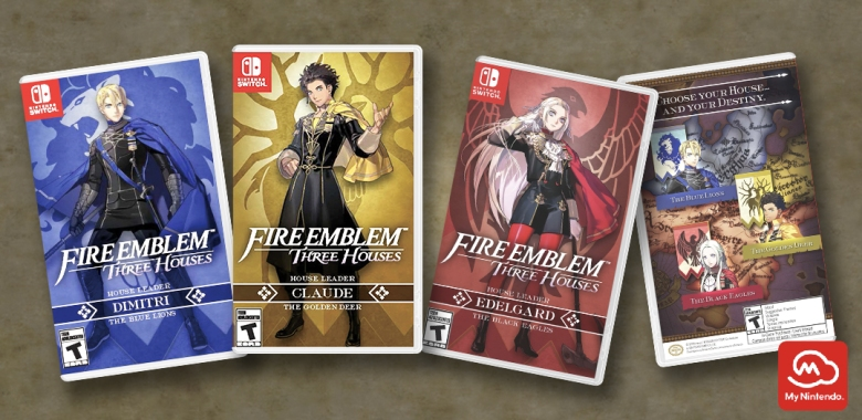 my_nintendo_fire_emblem_three_houses_box_art_covers