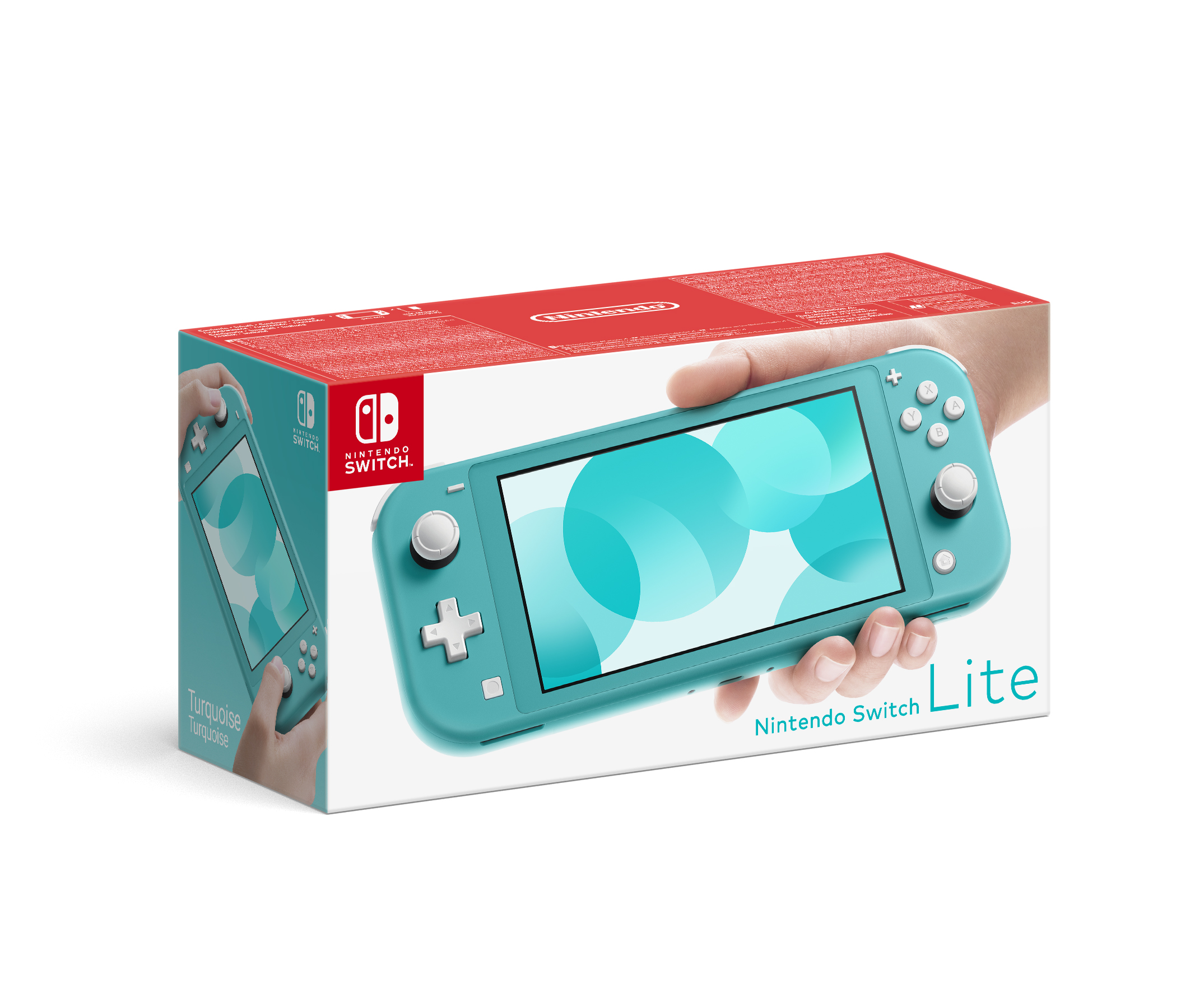 Protect your Nintendo Switch Lite with an official Flip Cover case
