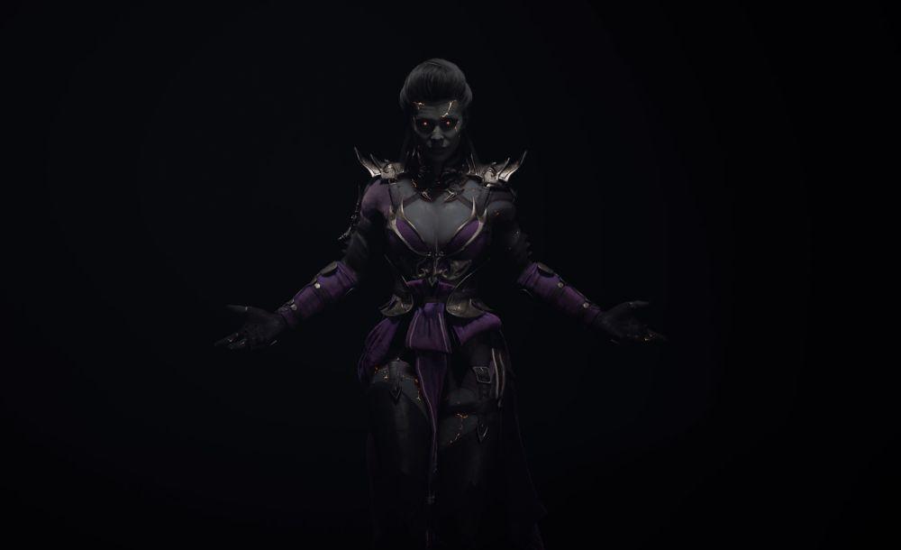 Sindel Revealed For Mortal Kombat 11 My Nintendo News