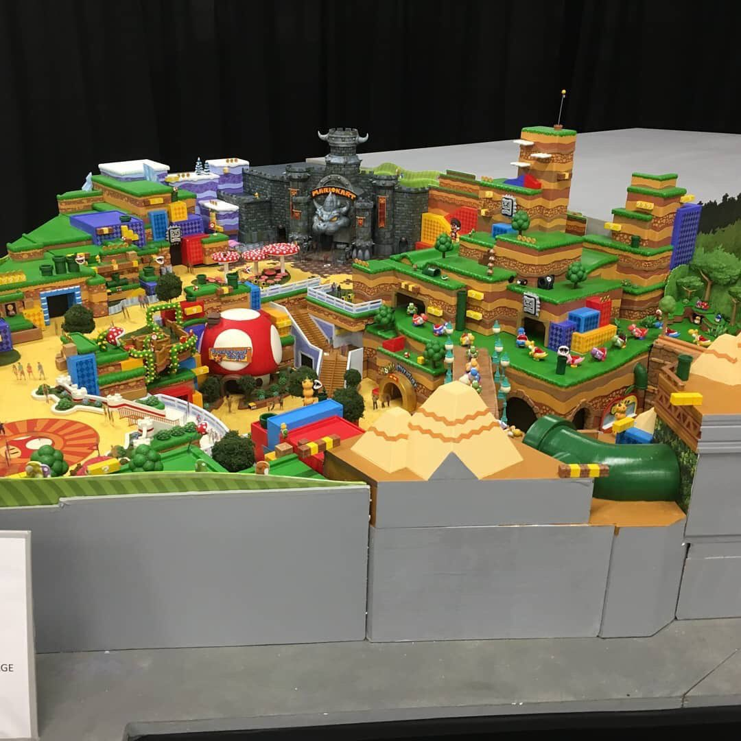 US: New leaked models show the layout for Super Nintendo
