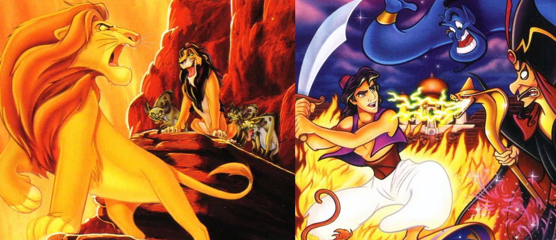 Disney Confirms Aladdin Lion King Remastered Bundle 2999