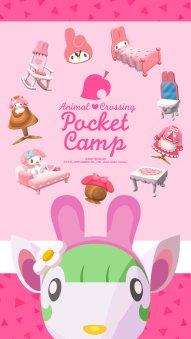 animal_crossing_pocket_camp_sanrio_mobile_wallpaper_chelsea