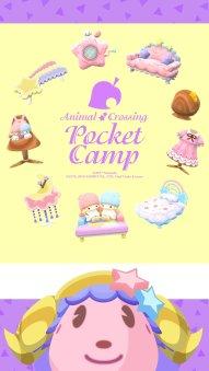 animal_crossing_pocket_camp_sanrio_mobile_wallpaper_etoile
