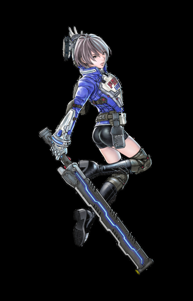 Preview Astral Chain For Nintendo Switch My Nintendo News