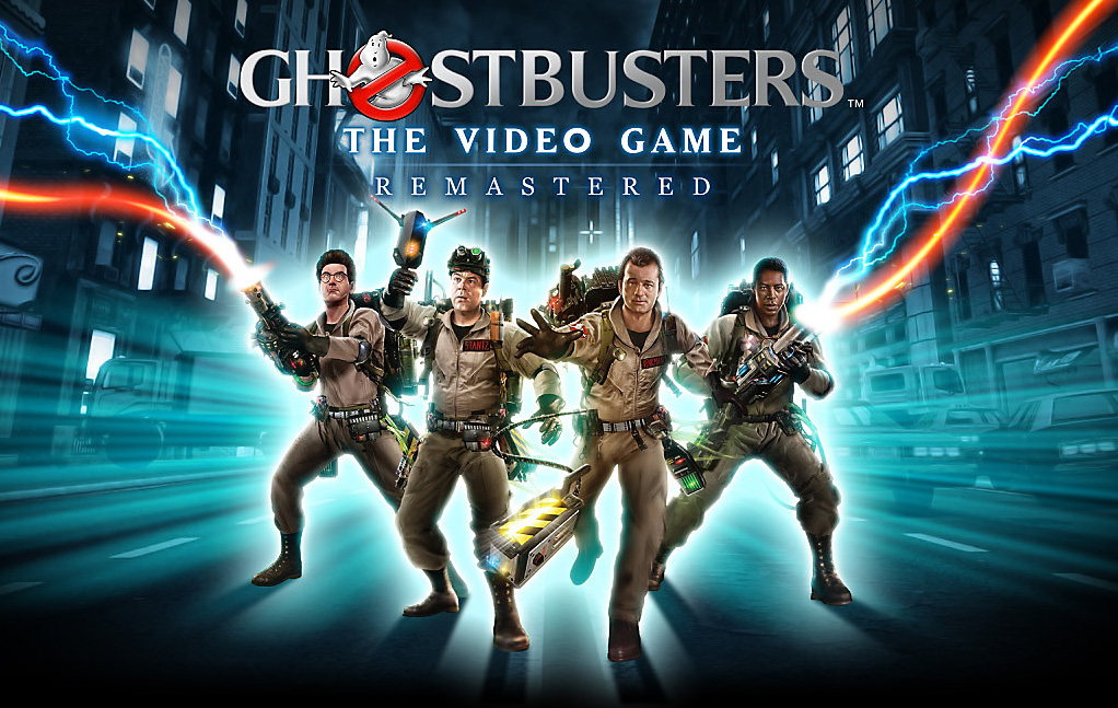 The Ghostbusters remaster breaks containment in October