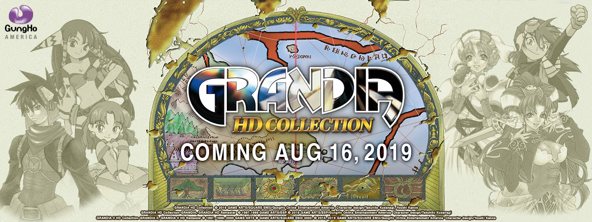 Grandia HD Collection for Nintendo Switch launches 16th August | My