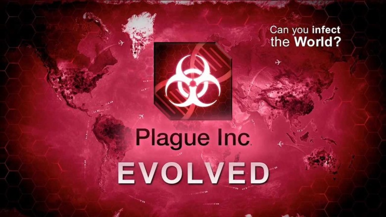 Plague inc evolved switch