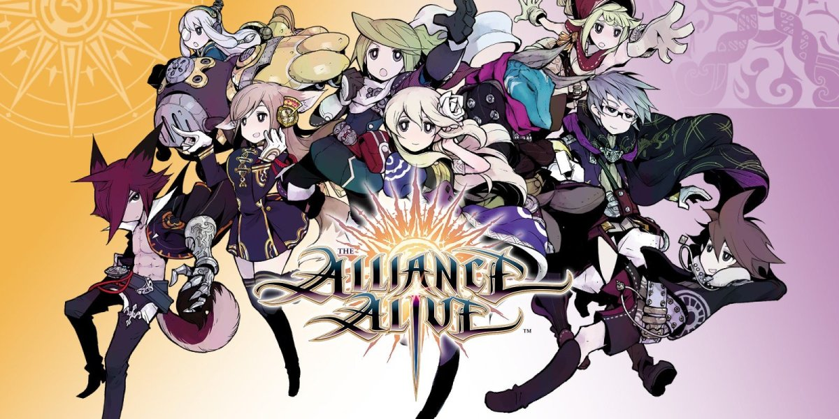 Japan: The Alliance Alive HD Remastered trailer - Gaming Level
