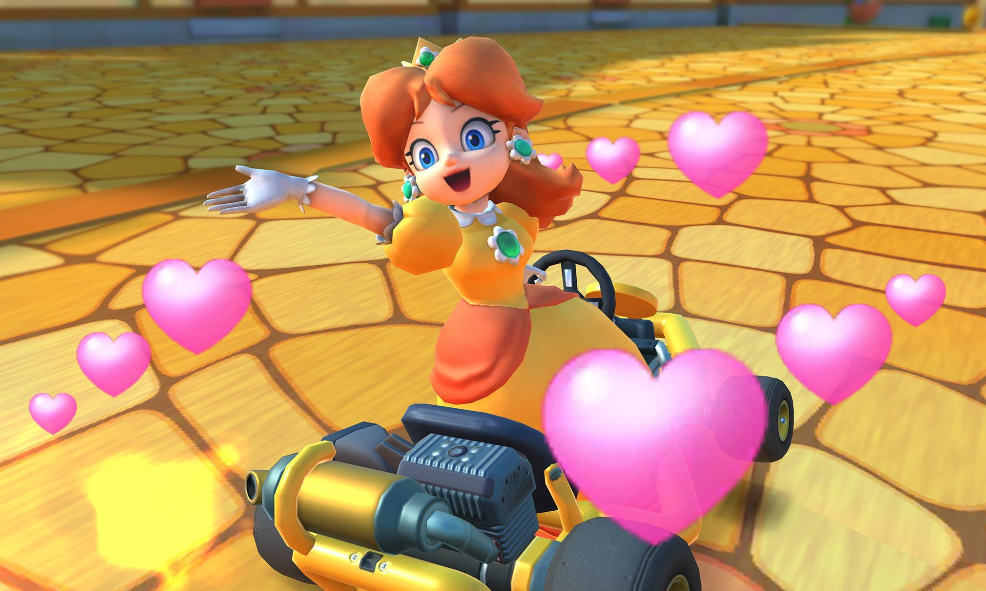 Special Items From Mario Kart Double Dash Return In Mario