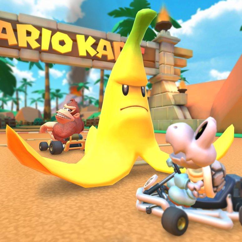 Επιστρέφουν τα special items του Mario Kart: Double Dash στο Mario Kart Tour
