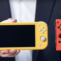 Video: The Switch Lite's analog sticks are the same as the Joy-Con's