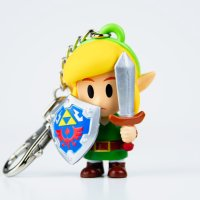 Nintendo NY Store shows off Zelda Link's Awakening goodies for Friday