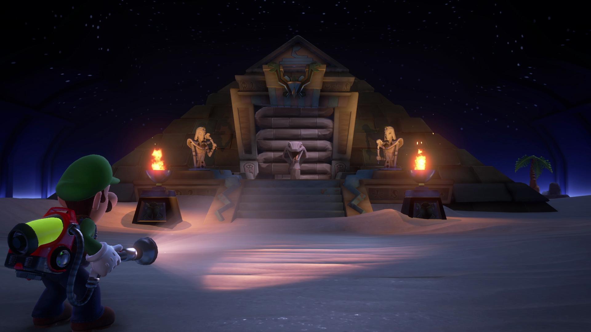 Luigi S Mansion 3 Has Been Updated To Version 1 2 1 My
