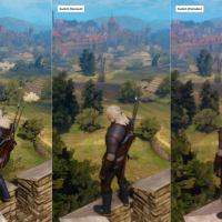Digital Foundry examines The Witcher 3 on Nintendo Switch