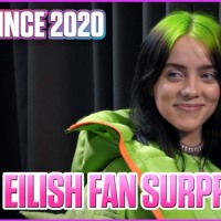 Video: Billie Eilish surprises fans playing Just Dance 2020 on Nintendo Switch