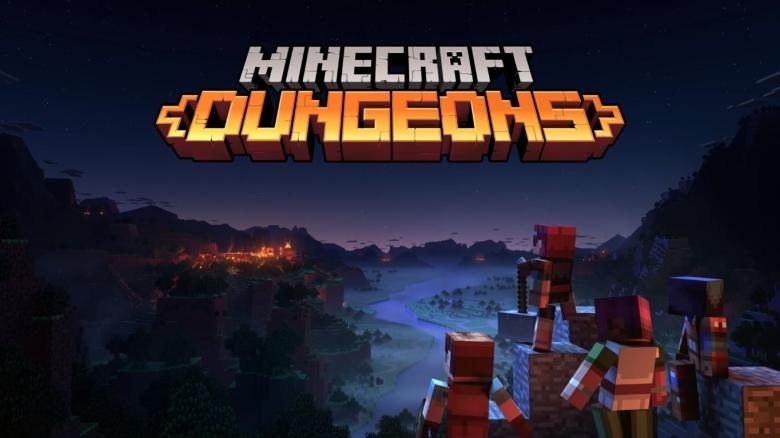 Tον Απρίλη του 2020 θα κυκλοφορήσει το Minecraft Dungeons