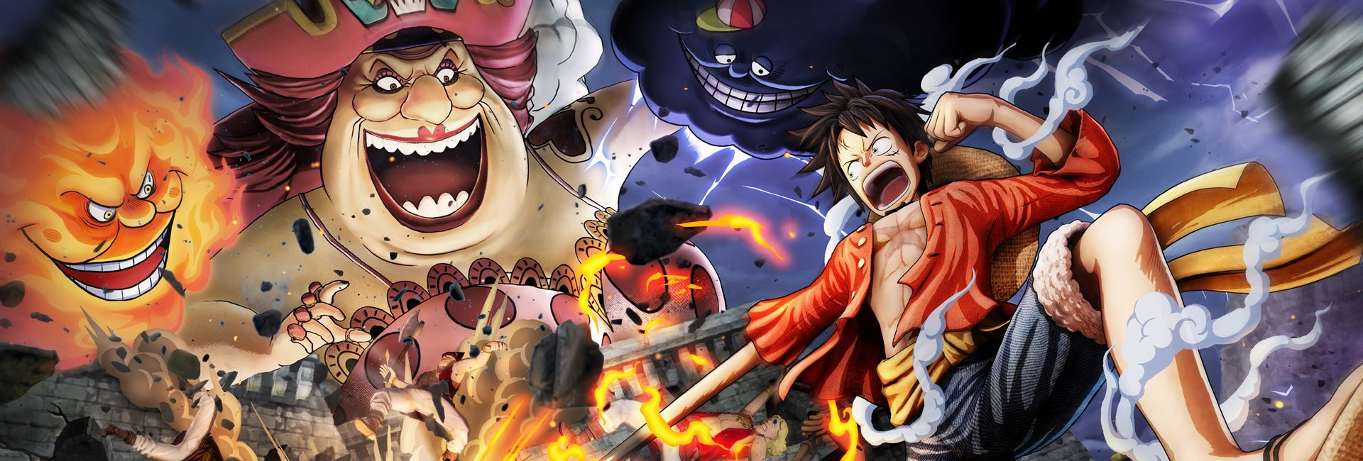 Pirate Games 2020.One Piece Pirate Warriors 4 Coming To Nintendo Switch On