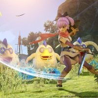 Rumour: It seems Dragon Quest Heroes I & II Switch coming west as listing appears