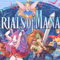 New Trials of Mana trailer