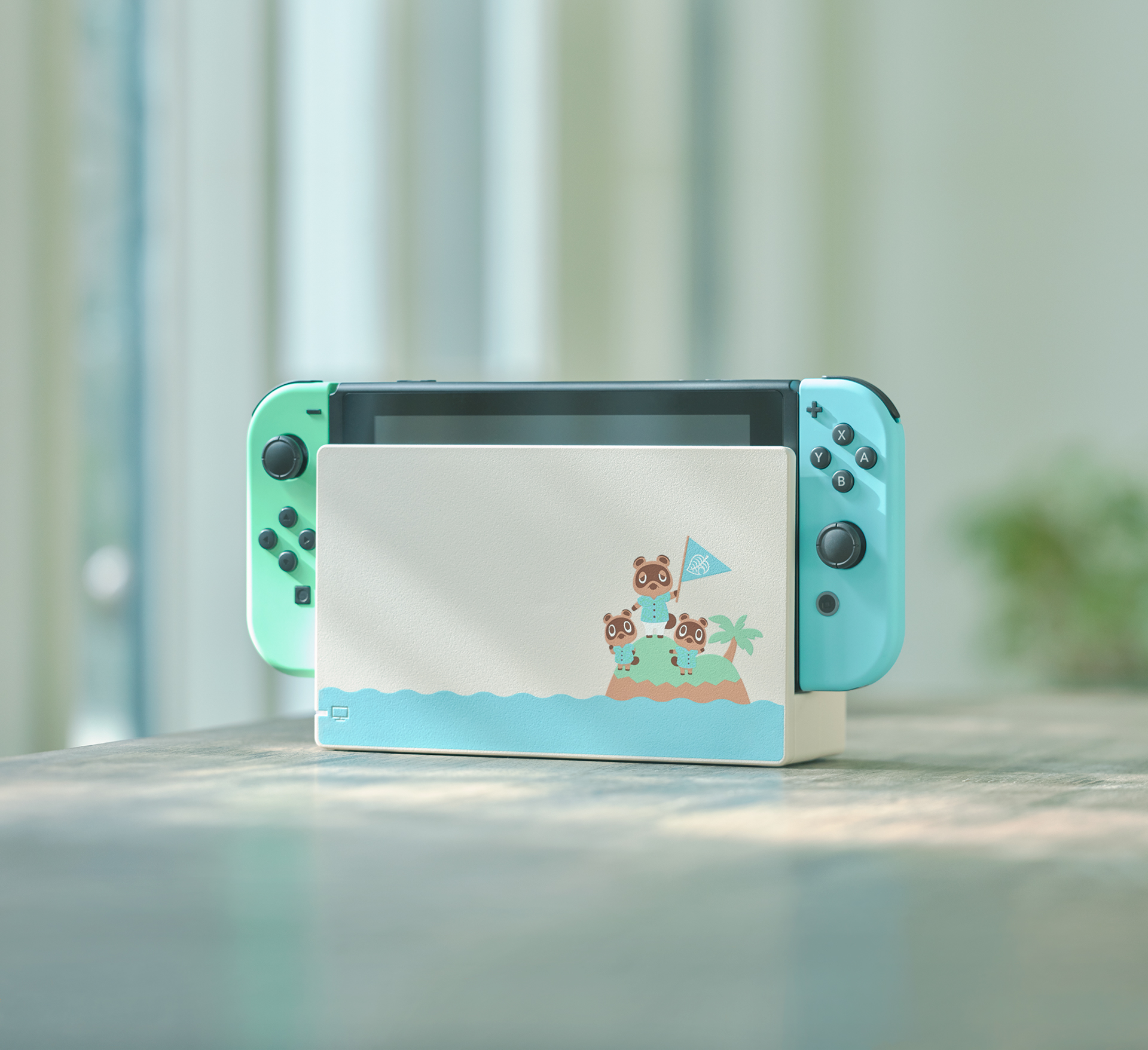 Restock Of Animal Crossing Limited Edition Switch Consoles