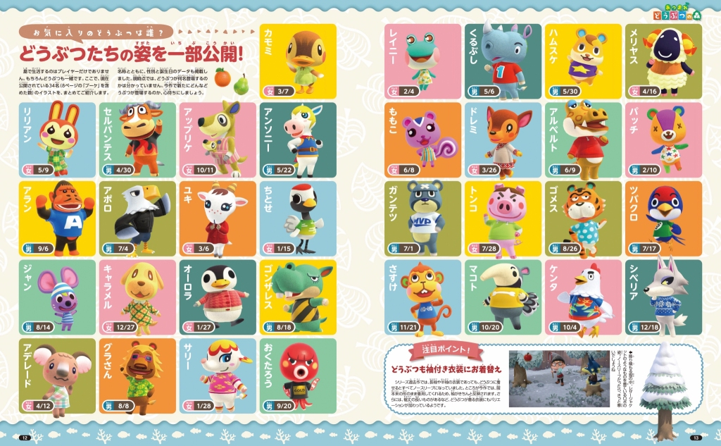 Animals Can Wear Long Sleeved Shirts And Short Sleeves At Animal Crossing New Horizons Igamesnews