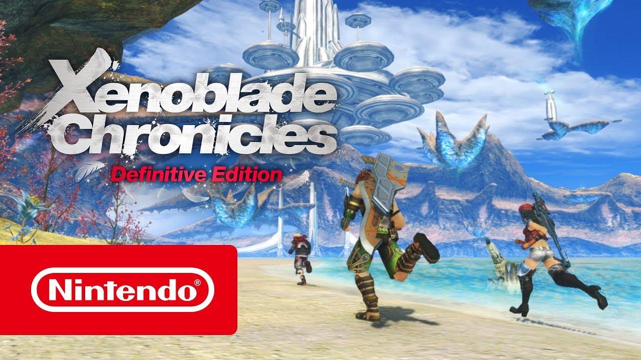 """Xenoblade Chronicles Definitive Edition sẽ có một """"cuộc phiêu lưu kết thúc mới"""" có tên Xenoblade Chronicles Future Connected 1"""