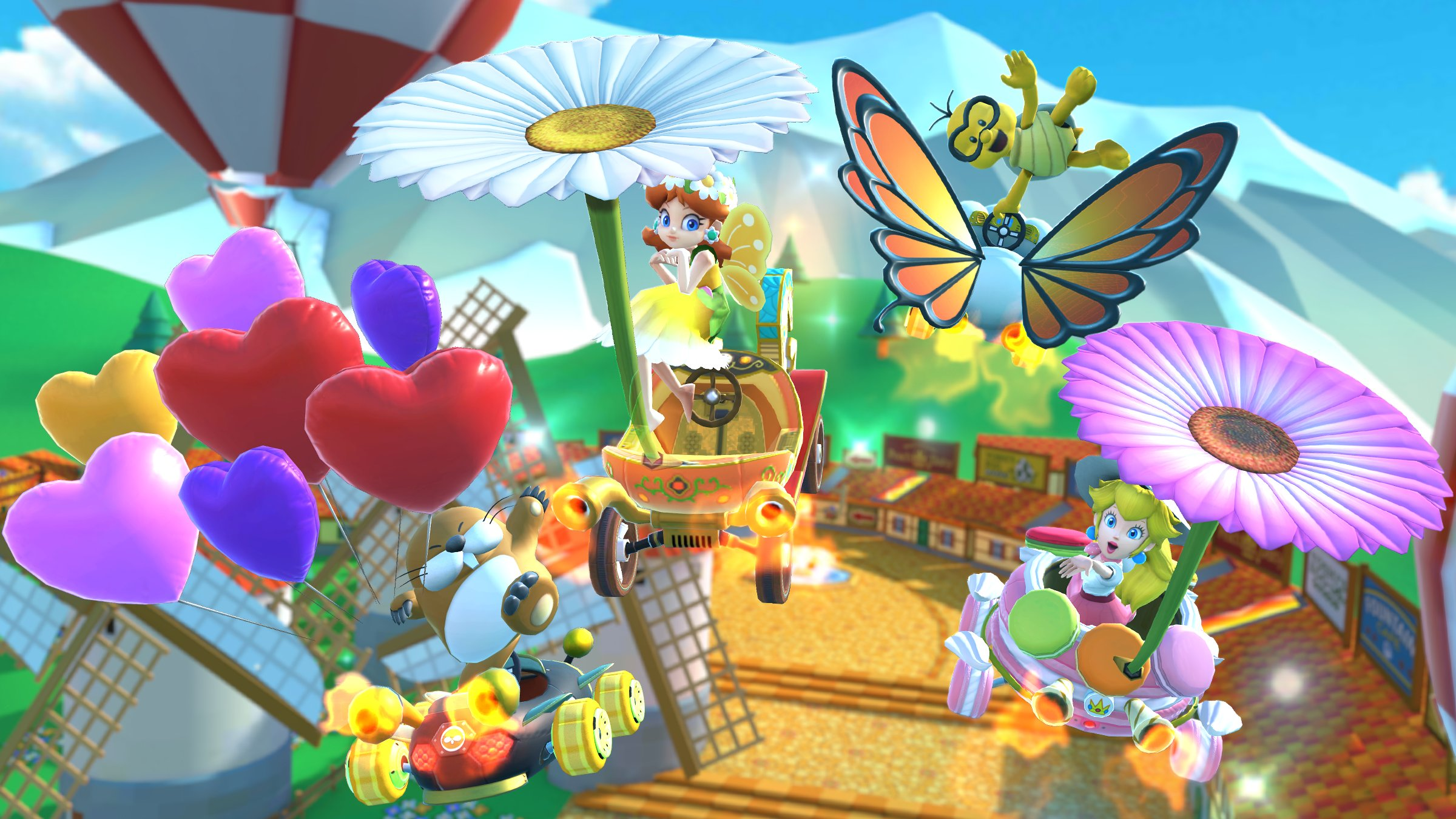 The Next Tour In Mario Kart Tour Is The Jungle Tour My Nintendo News