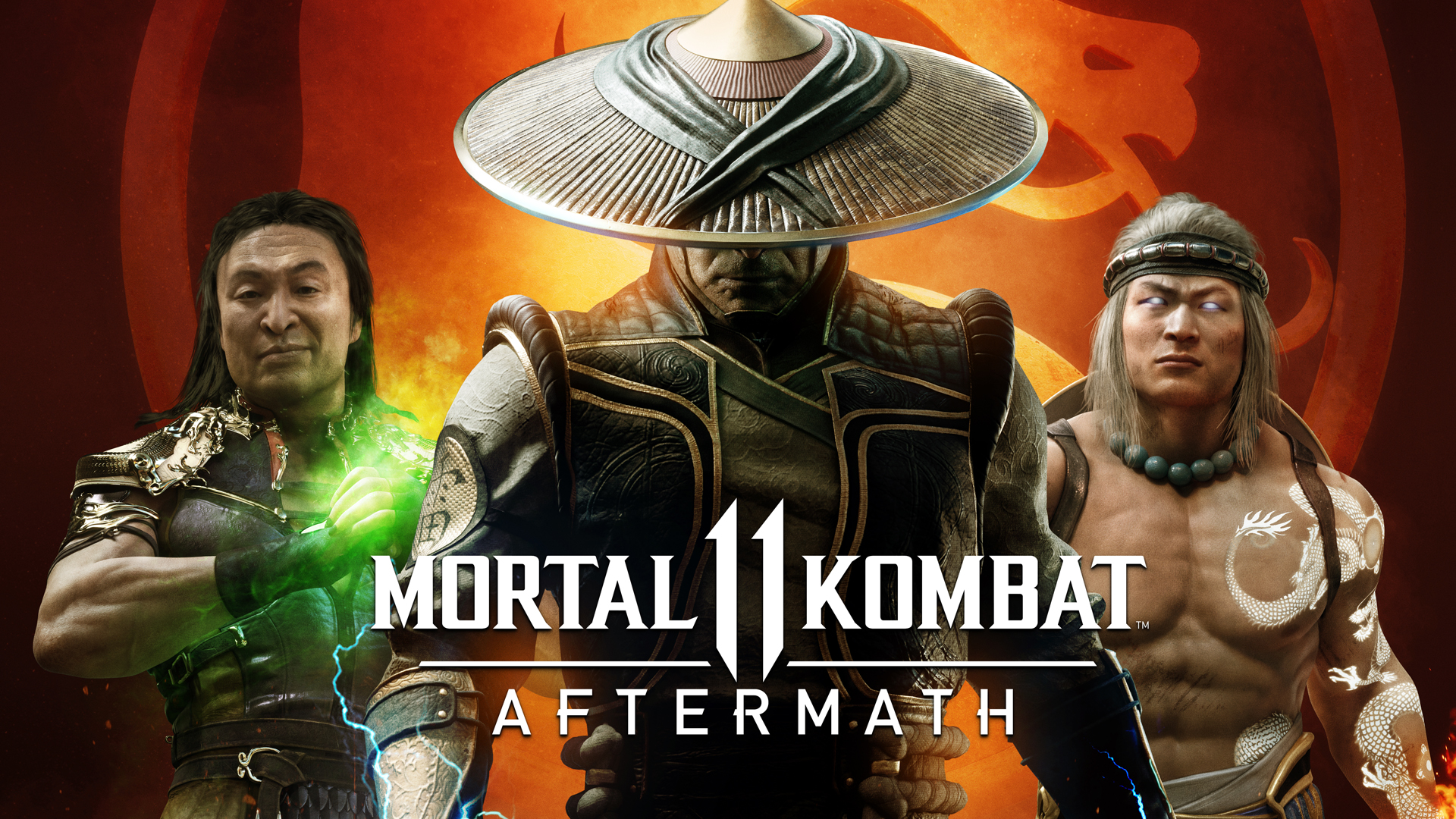 Amazon Lists Physical Mortal Kombat 11 Aftermath Kollection With