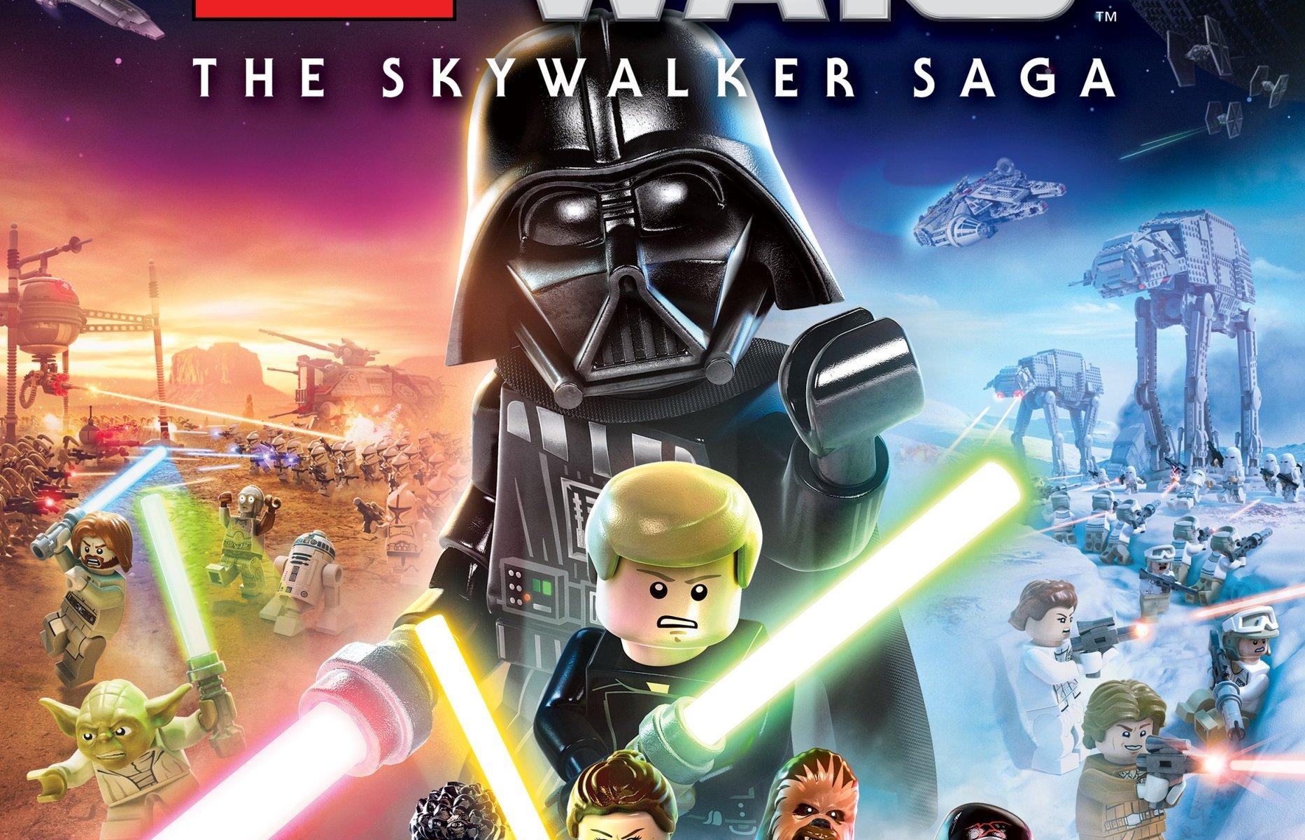 Tt Games Reveals Key Art For Lego Star Wars The Skywalker Saga My Nintendo News