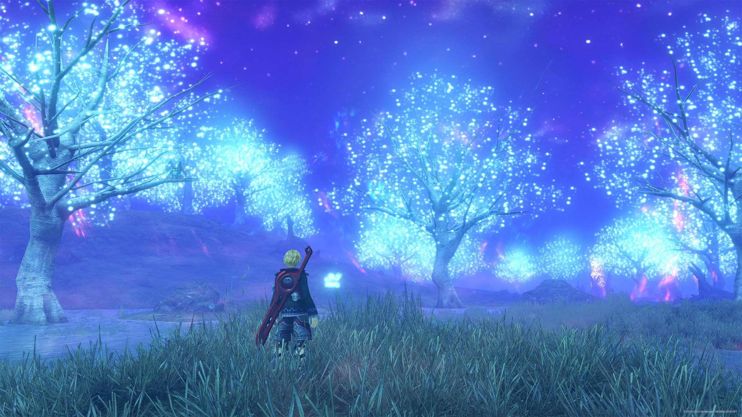 Europe Free Xenoblade Chronicles De Wallpapers Now Available Via My Nintendo My Nintendo News
