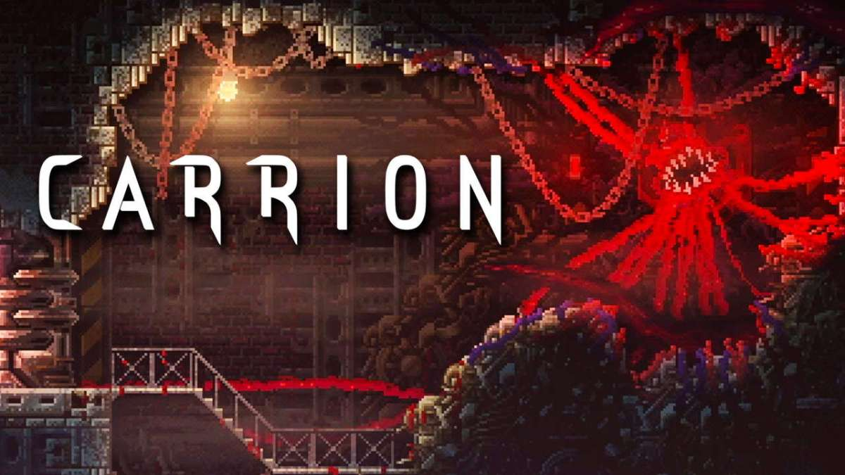 Reverse Horror Game Carrion Coming To Nintendo Switch 23rd July