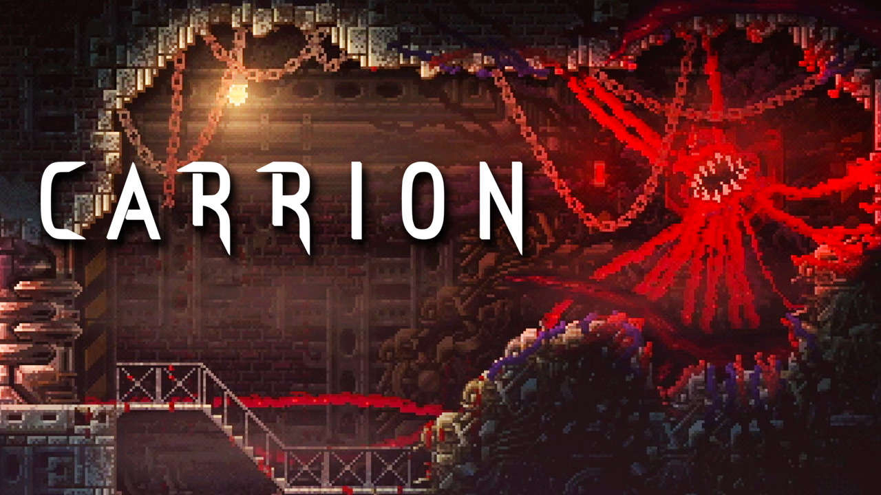 Reverse Horror Game Carrion Coming To Nintendo Switch 23rd July My Nintendo News