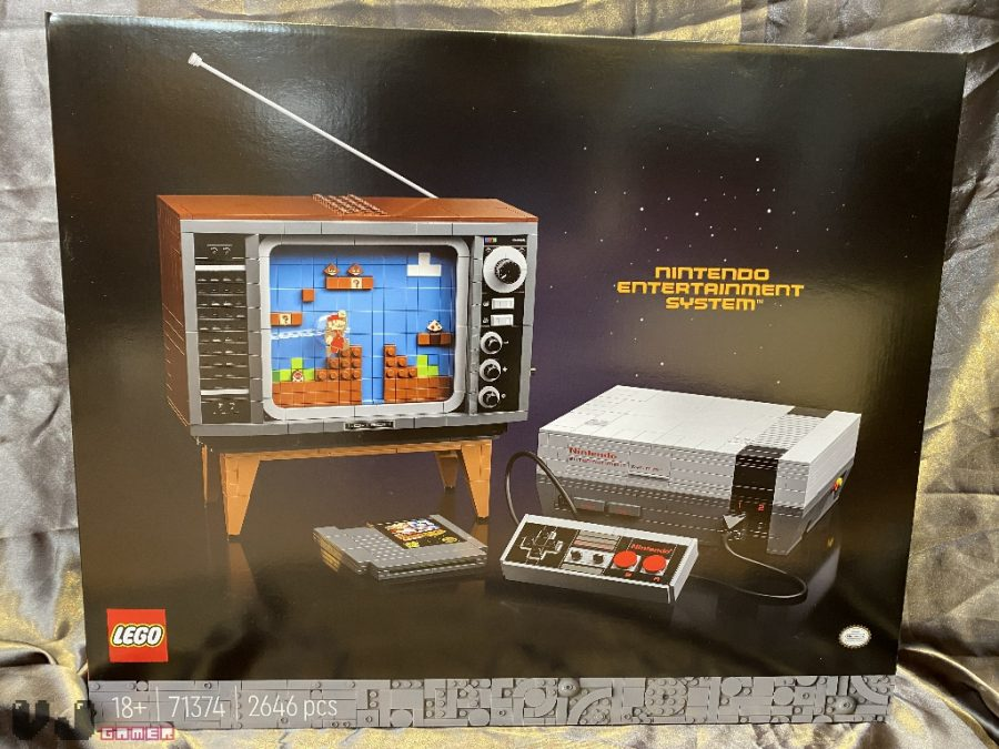 Έρχεται  LEGO Nintendo Entertainment την 1η Αυγούστου!