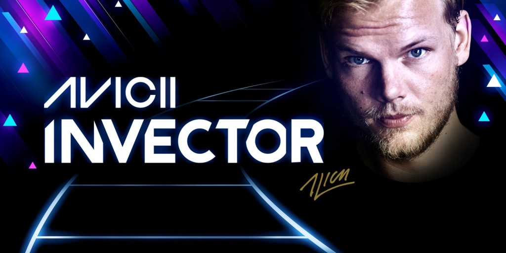 Demo For Rhythm Game Avicii Invector Available On Switch Eshop Full Game Launches 8th September My Nintendo News Vgamezone