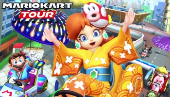 mario kart tour exploration tour special pipe