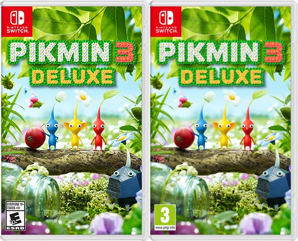 Pikmin 3 Deluxe Announced for Nintendo Switch