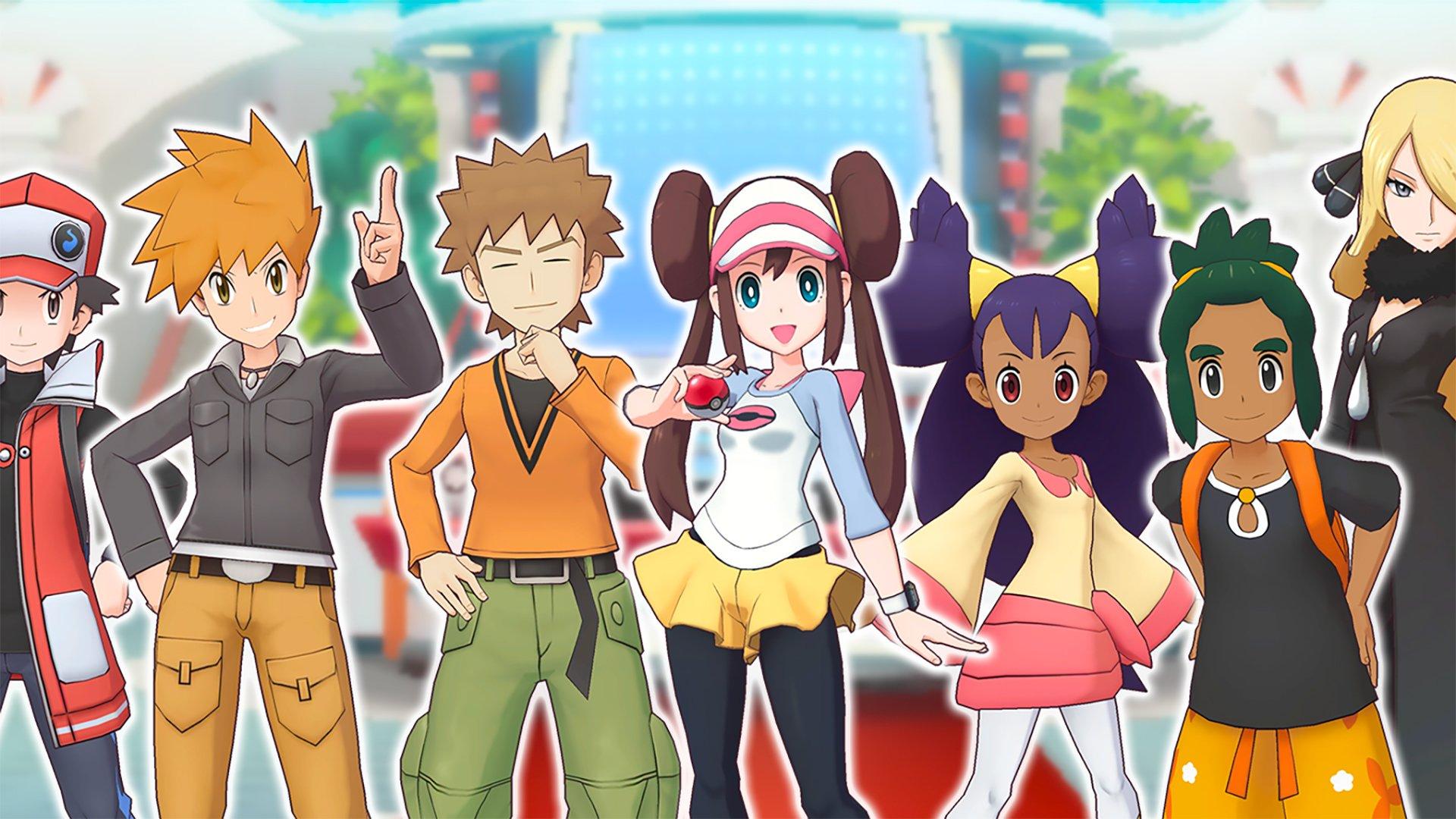 Pokemon Masters celebrates one year anniversary with major new ...