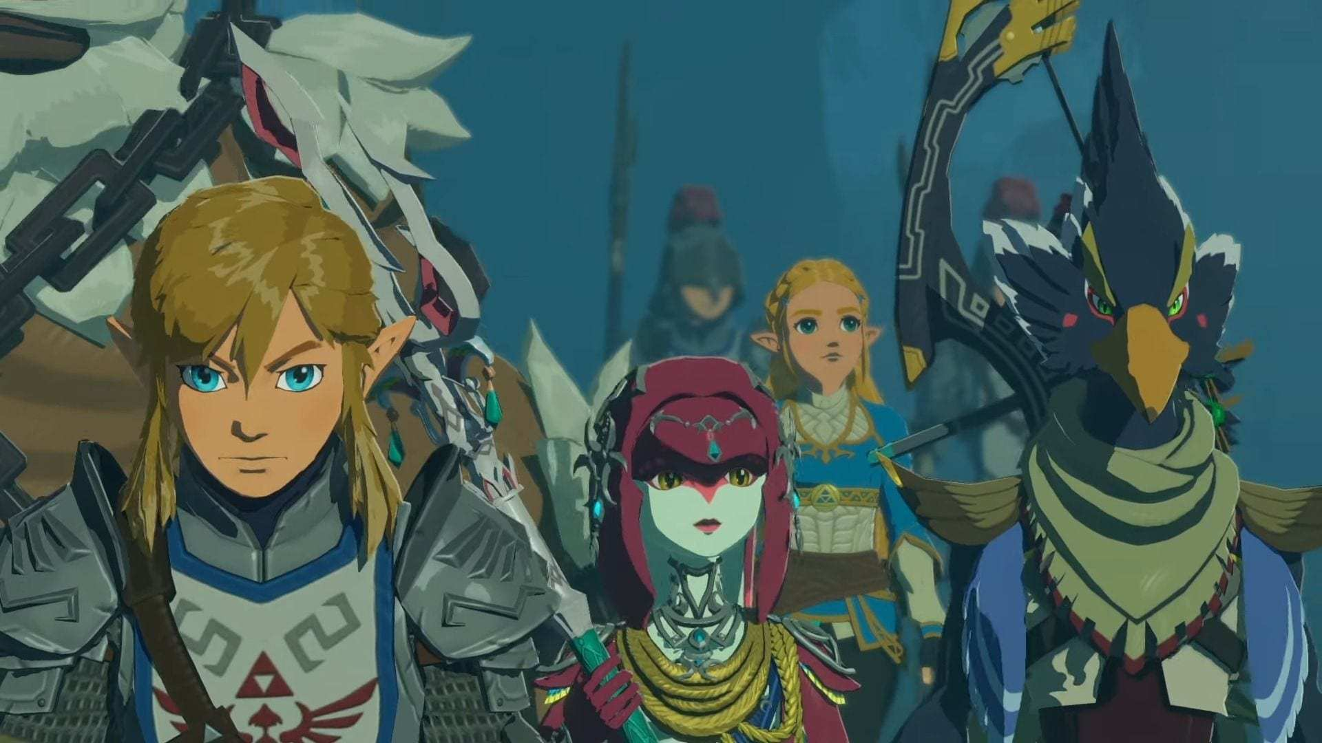 Hyrule Warriors Age Of Calamity Demo Listed On Eshop Now Live My Nintendo News