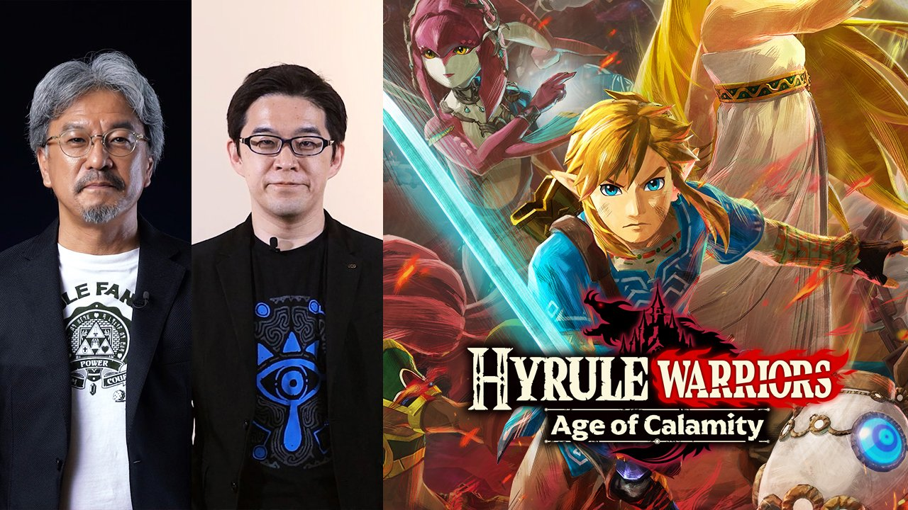 Hyrule Warriors: Age of Calamity comes to Nintendo Switch on November 20